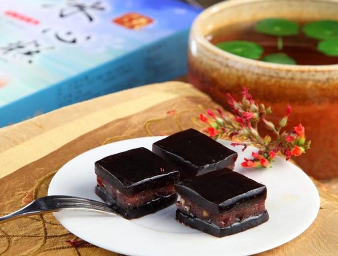 紅豆冰心糕(全素)